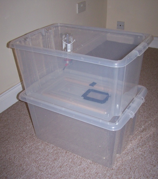 Bin Cages An exceptional solution for rodent rescues & DIY Bin Cages for Rodent Pets